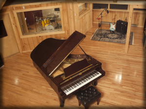 Northern Track Recording Studio Vermont